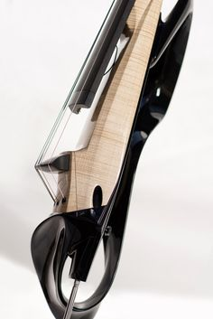 DSDV 3 electric upright bass by Piotr Sell, via Behance