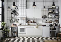 Keuken Wandkast 8 : Beste afbeeldingen van knoxhult keuken ikea ikea kitchen
