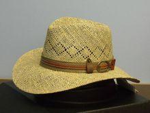 4cf136ab7b5 BAILEY OF HOLLYWOOD NICHOLS SEAGRASS STRAW OUTBACK HAT