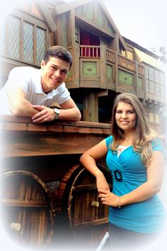 Michaella Bates and Brandon