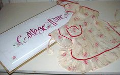 Vintage Hand Painted Sign Cottage Home by SimplyCottageChic, $54.00