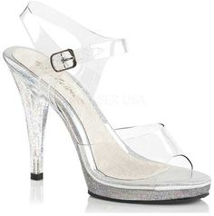 92ebf8ebc6 31 Best Fitness Competition Heels images | Clear high heels, Sandals ...