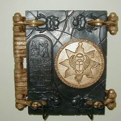 Book of the Dead. The mummy