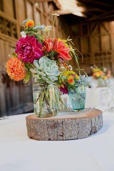海外のおしゃれウェディングに学ぶ*『ボタニカル』な装花がテーマのテーブルコーディネートまとめ♡にて紹介している画像