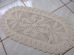 Free Doily Patterns, Crochet Patterns, Filet Crochet, Crochet Doilies, Crochet Table Runner, Chrochet, Square Quilt, Table Runners, Crochet Projects