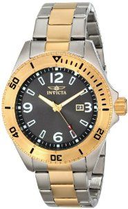 Invicta Men's 16277 PRO DIVER Analog Display Japanese Quartz Two Tone Watch