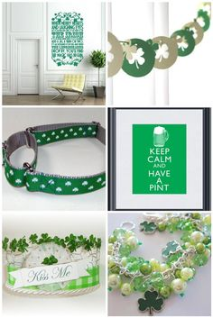 A Salute to St. Paddy's Day Crafts