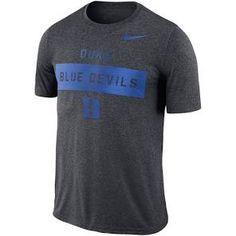 163af9340256 Duke Blue Devils Nike NCAA Men s Legends Lift T-Shirt