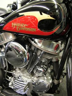harley vintage paint - Google Search
