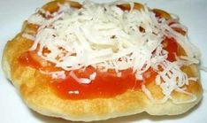 langoše bez kynutí Baked Potato, Food And Drink, Pizza, Baking, Breakfast, Ethnic Recipes, Morning Coffee, Patisserie, Bread