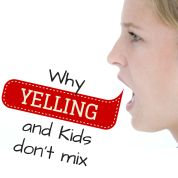 Why Yelling and Kids don't mix - a great article on how the brain works - and why yelling doesn't