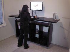 Ikea Adjustable Standing Desk
