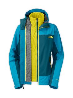 The North Face Women's Blaze Triclimate Jacket