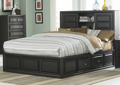 storage bed frames and headboards | Storage Beds