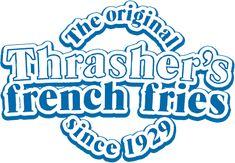 Thrasher's Boardwalk French Fries - Ocean City, MD