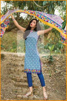 Nishat Linen Summer Lawn Collection 2016 Vol 2   #NishatLinen #Dresses #LawnCollection #PakistaniLawn #PakistaniDresses
