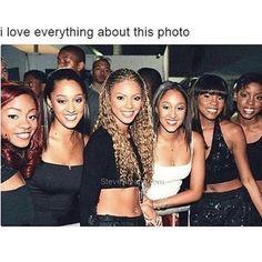 Black Girls Rock, Black Girl Magic, Beautiful Black Girl, Brown Skin Girls, Looks Black, Destiny's Child, Black Barbie, Black Girl Aesthetic, Black Women Art
