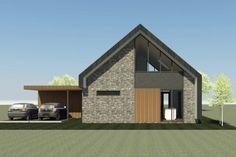 Nieuwbouw schuurwoning in Tubbergen