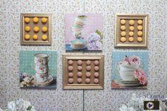 Decor do Chá de Panela temático da Bianca, inspirado na Ladurée! #ChadePanela #laduree #paris #decoração #noivinhasdeluxo #bridalshower #chadecozinha #chadebeleza #luxo