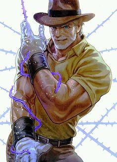 Joseph Joestar was the best Jojo Manga Anime, Art Anime, Anime Guys, Jojo's Bizarre Adventure Anime, Jojo Bizzare Adventure, Jojo's Bizarre Adventure Stands, Bizarre Art, Jojo Bizarre, Jojo Stardust Crusaders