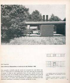 Mampuesto: Casa de veraneo + Nils Fagerholt