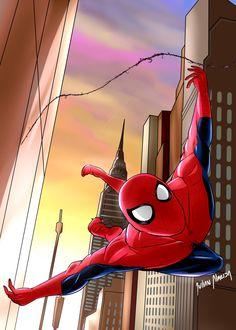 Spiderman TWIP