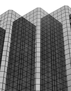 Up  Fine Art Print 11 x 14 inches Building sky scraper glass reflection black and white Ottawa Ontario Capital lines geometrics on Etsy, $37.31 CAD