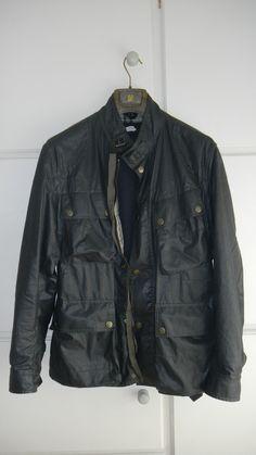 My summer Belstaff jacket