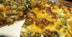 Cookbook Recipes, Cooking Recipes, Healthy Recipes, Greek Cooking, Greek Recipes, Quiche, Recipies, Spaghetti, Food And Drink