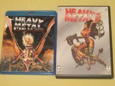 Heavy Metal 1 y 2