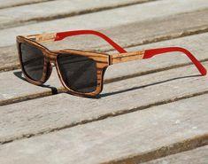 3e0158c84 22 melhores imagens de Óculos de sol de madeira