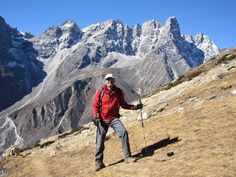 Tom Richardson, Everest the Hard Way Trek, Nepal, with KE Adventure Travel. https://www.keadventure.com/holidays/nepal-trekking-everest-khumbu-passes