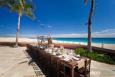 Weddings by the sea in Los Cabos + The Main Event Cabo