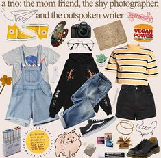 @ fahren not your style, but our description Aesthetic Fashion, Aesthetic Clothes, 90s Fashion, Fashion Outfits, Womens Fashion, Friends Mom, Looks Vintage, Mode Inspiration, Grunge Outfits