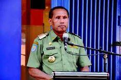 Walikota Jayapura Pidato pada Rapat RAKERNIS Lingkup Dinas Pendidikan Tahun 2015