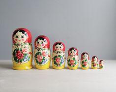 czech nesting dolls
