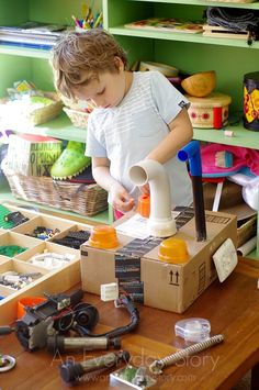 Real Tools | Day 16 - 30 Days to Transform Your Play - today we are talking about real tools - using real tools and child-sized materials to play and learn.