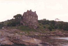 Duntrune Castle: The Ancestral Home. The oldest continuously inhabited castle in Scotland, on Crinan Loch, Argyll.