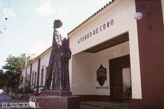 Ateneo de Coro, estado Falcon, Venezuela. Foto: Jose Rodriguez / EL NACIONAL