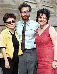 Yoko Ono Daughter | Recent Photos The Commons Getty Collection Galleries World Map App ...