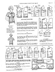 Pattern Drafting and Grading by Michael Rohr, 1961 Sewing Hacks, Sewing Tutorials, Sewing Projects, Sewing Patterns, Pattern Drafting, Sewing Techniques, The Borrowers, Books Online, Archive