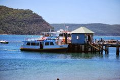 Blogging about the Ettalong (Central Coast NSW) to Palm Beach ferry