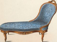 """Image from page 280 of """"Le garde-meuble"""" (1839) - From: http://stunninghomedecor.com/2015/06/03/image-from-page-280-of-le-garde-meuble-1839-2/"""