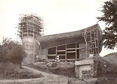 Le Corbusier - Notre Dame du Haut