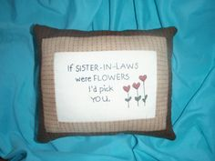 Sisterinlaw flowers brown by marilynscreations2 on Etsy, $16.99