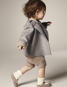 Campaña otoño inviero 2014 Burberry Childrenswear