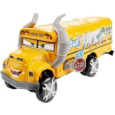 Disney/Pixar Cars 3 Deluxe Miss Fritter Die-Cast Vehicle -- You can get additional details at the image link. (This is an affiliate link and I receive a commission for the sales)