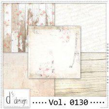 Vol. 0130 Vintage papers by Doudou's Design  #CUdigitals cudigitals.com cu commercial digital scrap #digiscrap scrapbook graphics