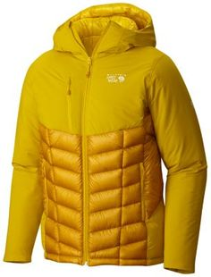 Remarkably light, tough and weather resistant while maintaining expedition-level warmth, the Supercharger Insulated Jacket is the new gold standard for alpine insulation.