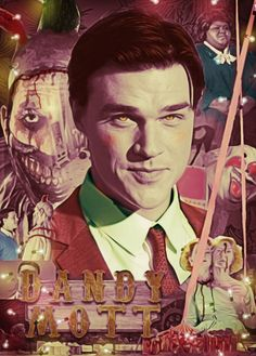 Wow freaking nice edit, whoever made this. Although Finn looks like he has demon eyes. Finn Wittrock | Dandy Mott